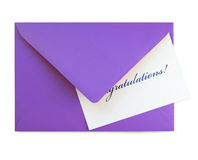 Congratulations Royalty Free Stock Images