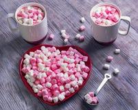 Congratulations on Valentine's Day Stock Photo