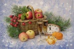 Congratulazioni di Natale e del nuovo anno fotografia stock libera da diritti