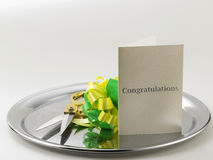 Congraturation Stock Photo