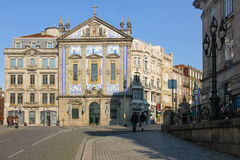 Congregados Church. Porto. Portugal Royalty Free Stock Image
