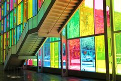 Congres centrum w Montreal Obraz Royalty Free