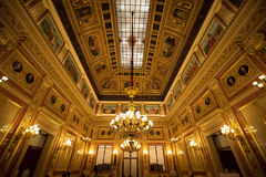 congreso de diputados los parlamentspanjor Arkivfoto