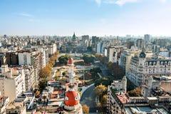 Congreso de la Nacion Argentinien, in Buenos Aires Argentinien Lizenzfreie Stockfotos