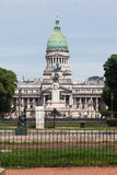 Congreso Nacional Buenos Aires Argentina Royalty Free Stock Photo