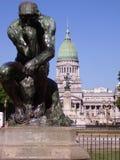 Congreso van Buenos aires Royalty-vrije Stock Foto's