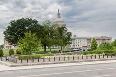 Congreso Washington Imagen de archivo libre de regalías