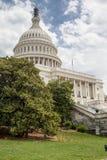 Congreso Washington Fotos de archivo libres de regalías
