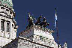 Congress Buenos Aires Stock Photography