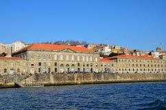 Congress Center Customs, Porto. Portugal Royalty Free Stock Photo
