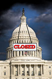 Congress Closed. Royalty Free Stock Image