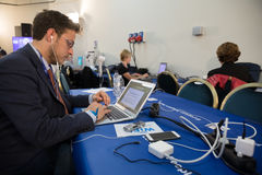 Congress of the European People`s Party EPP in Malta Royalty Free Stock Images