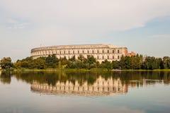 The Congress Hall Kongresshalle, Nuremberg, Germany Stock Images