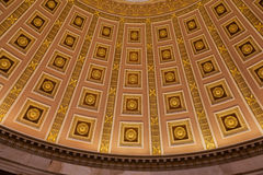 Congress Library Rotunda Washington Stock Images