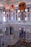 Congress Library, Washington DC Royalty Free Stock Photo