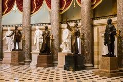 Congress Library  Washington Royalty Free Stock Images