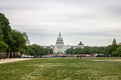 Congress Washington Stock Photo