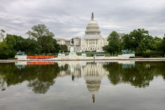 Congress Washington Royalty Free Stock Photography
