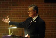 Congressman Rob Andrews. Congressman Robert Andrews speaks at Camden County's 24th annual prayer breakfast Royalty Free Stock Images