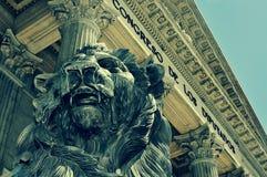 Congresso espanhol dos deputados no Madri, Espanha, sagacidade Imagem de Stock