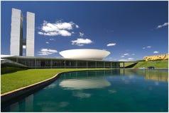 Congresso nacional - Brasília Fotos de Stock