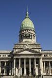 Congresso nazionale dell'Argentina Fotografie Stock Libere da Diritti