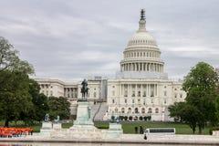 Congresso Washington Fotografia Stock Libera da Diritti