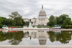 Congresso Washington Fotografia Stock