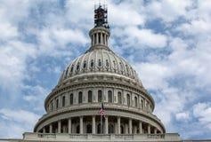 Congresso Washington Immagine Stock