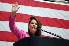 Congresswoman Michele Bachmann Royalty Free Stock Photo
