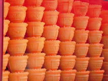Coni gelati Fotografie Stock Libere da Diritti