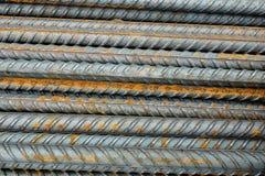 coni retinici della costruzione del metallo Immagine Stock Libera da Diritti