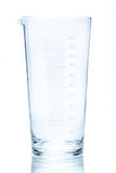 Conical beaker for measurements 1000ml Stock Images