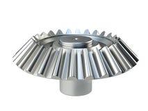Conical gear wheel Stock Photos