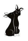 Conigli illustrazione vettoriale