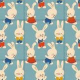 Conigli illustrazione di stock