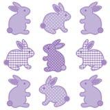 Conigli di coniglietto Immagine Stock Libera da Diritti