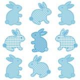 Conigli di coniglietto del bambino illustrazione di stock