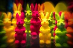 Coniglietti di pasqua Fotografia Stock
