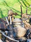 Coniglietto di legno fotografia stock libera da diritti