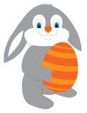 Coniglietto di pasqua Fotografie Stock