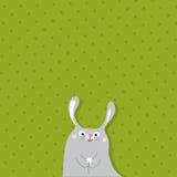 Coniglietto sveglio Immagine Stock Libera da Diritti