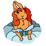 Coniglio royalty illustrazione gratis