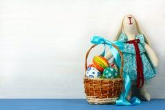 Coniglio decorativo Immagine Stock
