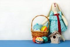 Coniglio decorativo Fotografia Stock