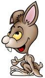 Coniglio del Brown Fotografia Stock