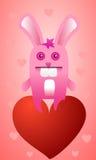 Coniglio di Cuty Fotografie Stock Libere da Diritti