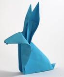 Coniglio di origami Fotografie Stock