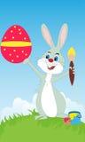 Coniglio di Pasqua Illustrazione di Stock