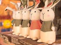 Coniglio differente fotografia stock
